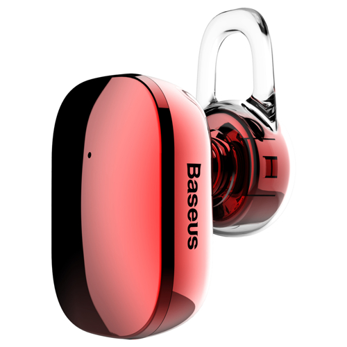 Baseus Encok A02 mini wireless earphone Bluetooth 4.1 red (NGA02-09)