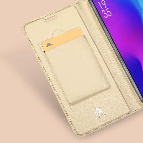 DUX DUCIS Skin Pro Bookcase type case for Huawei P30 Pro black