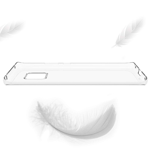 Huawei Flexible Clear Case Soft Flexible Gel TPU Cover for Huawei Mate 20 Pro transparent (51992764)